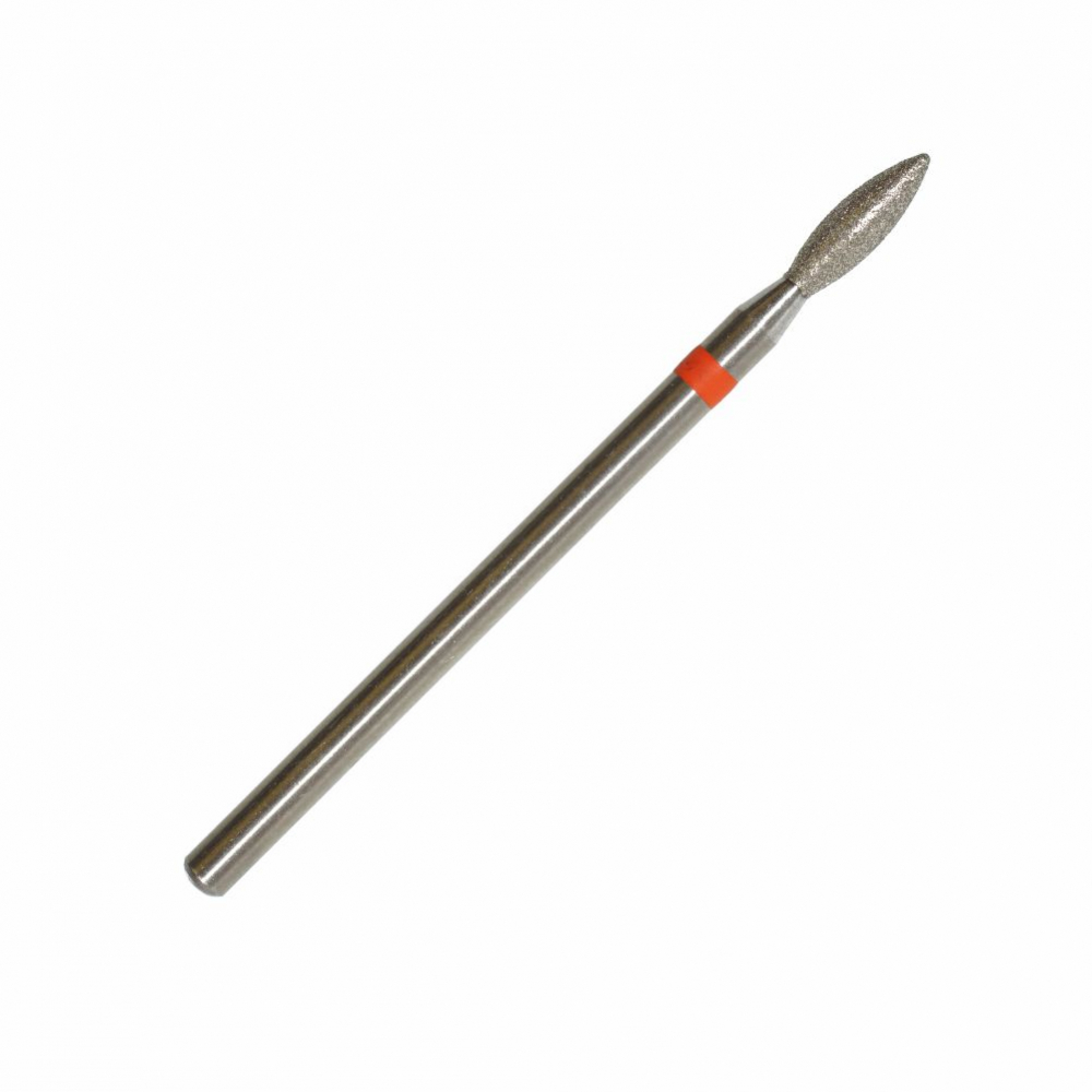 Diamantfräser Flamme Fein (roter Ring)