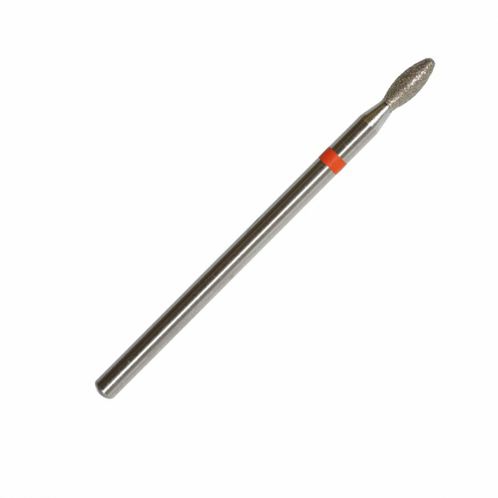Diamantfräser Ellipse Fein (roter Ring)