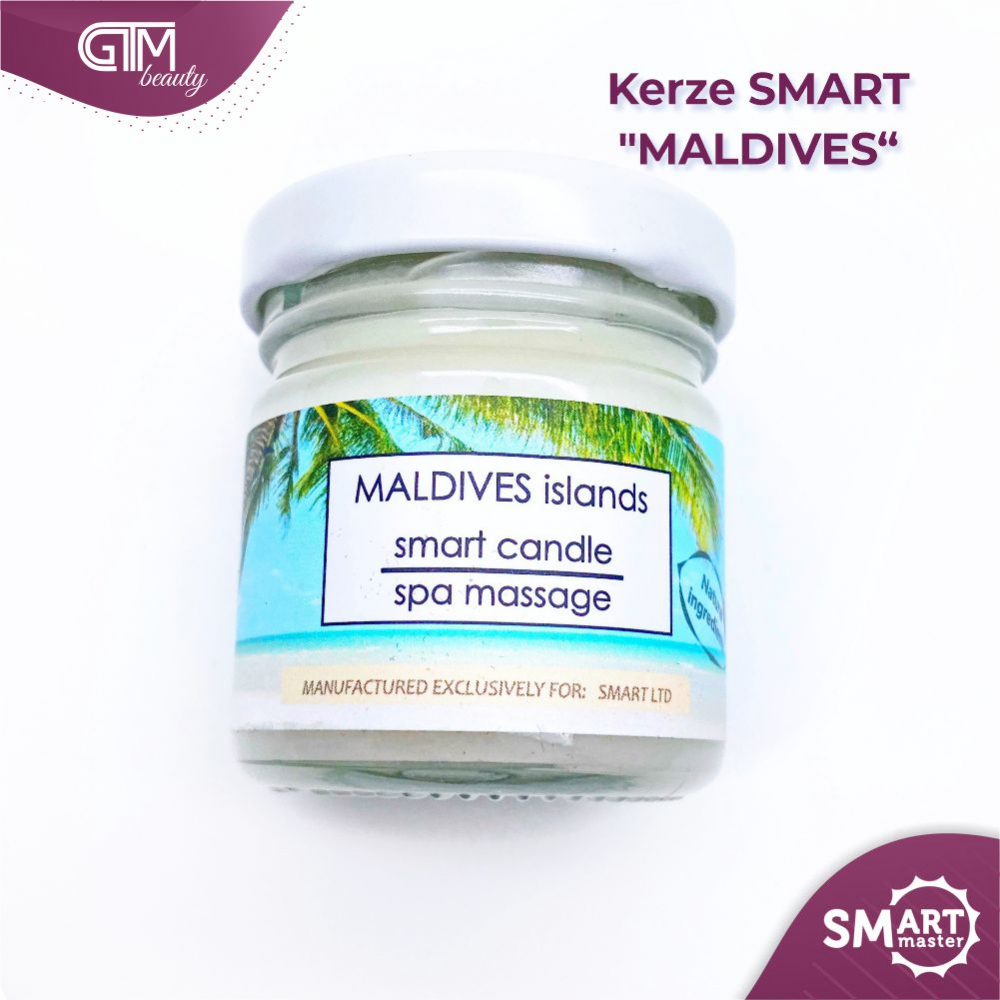 Kerze SMART MALDIVES 30ml
