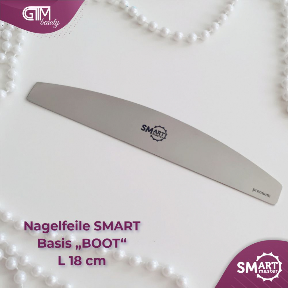 "Nagelfeile SMART Basis PREMIUM ""BOOT"" L 18 cm"