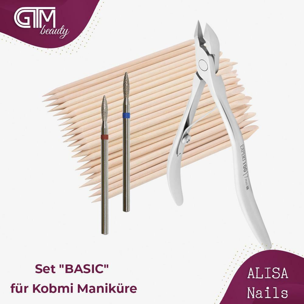 "ALISA Nails - Set ""BASIC"" für Kombi..."